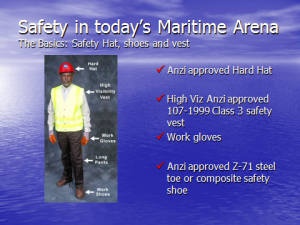 Safety Gear 2015