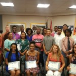 ILA 1408 Scholarship Recipients