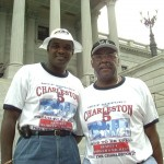 March in Columbia in support of the Charleston 5