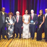 80th Anniversary Award recipients