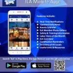 ILA APP Certification notifications