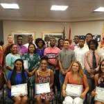 ILA 1408 Scholarship Recipients