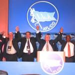International Executive Officers